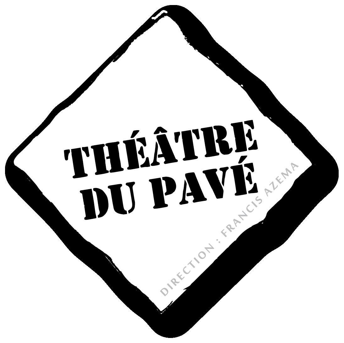 logo théâtre du pavé