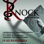 Knock – Jules Romains – Affiche du spectacle